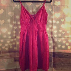 Pink summer dress 👗